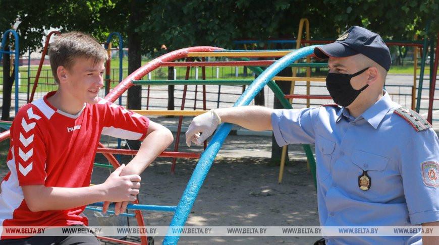 Инспекции по делам несовершеннолетних Беларуси исполняется 85 лет