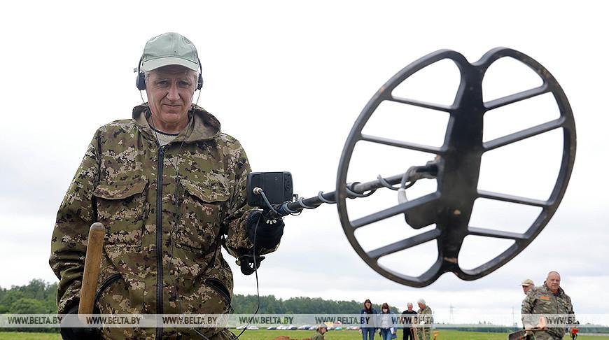 Останки четырех бойцов Красной армии обнаружили поисковики в Могилевском районе