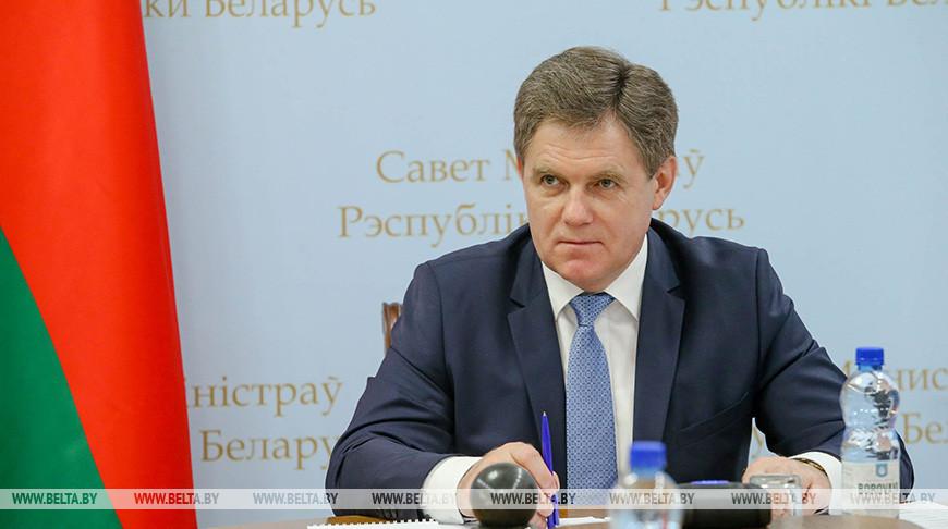 Петришенко провел заседание оргкомитета по подготовке и проведению Дня белорусской письменности в Белыничах