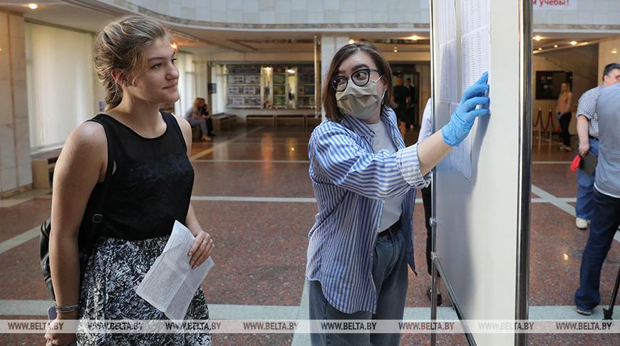На ЦТ по белорусскому языку записались 18,6 тыс. абитуриентов