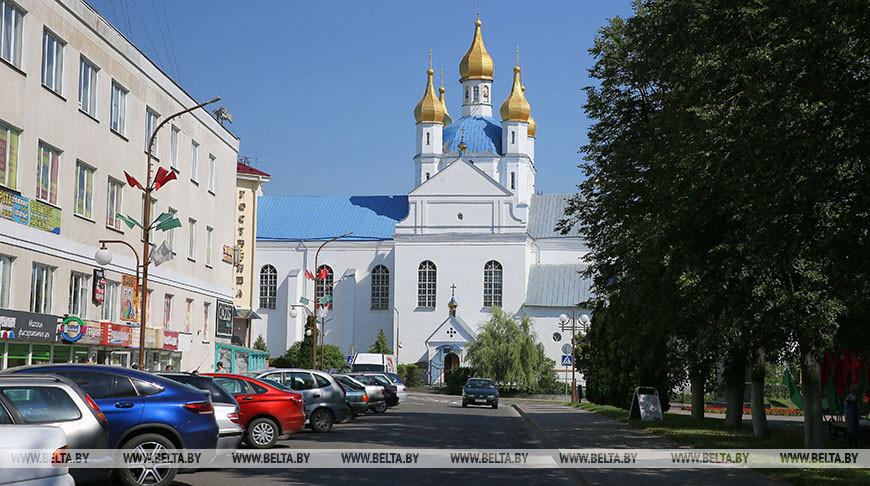 Города Беларуси. Слоним