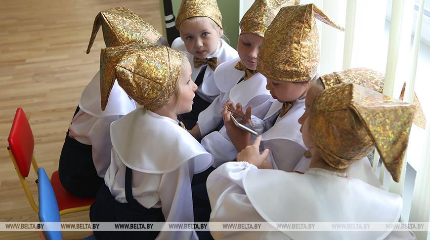 Обновленный детский сад открыли в Петрикове