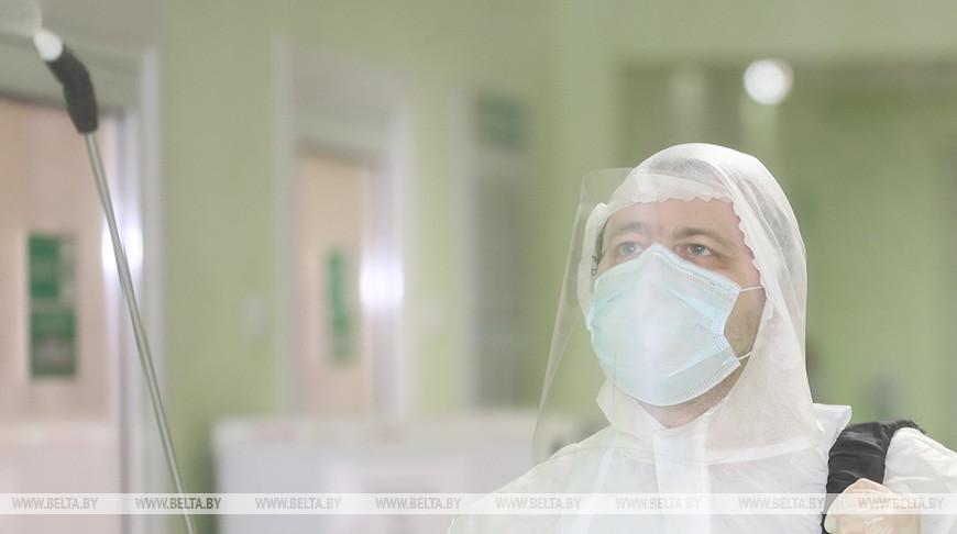 3-я горбольница Минска рассчитывает к концу недели вернуться к приему пациентов по профилю