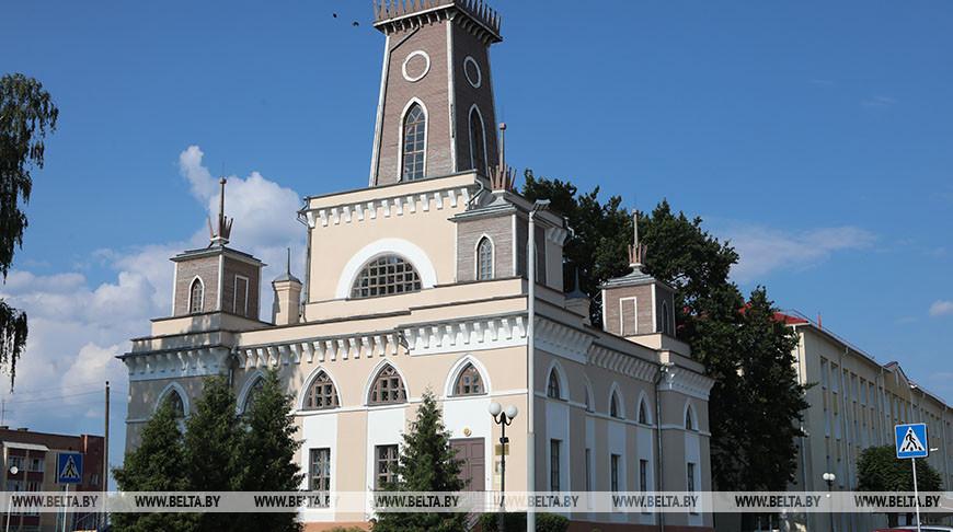 Города Беларуси. Чечерск