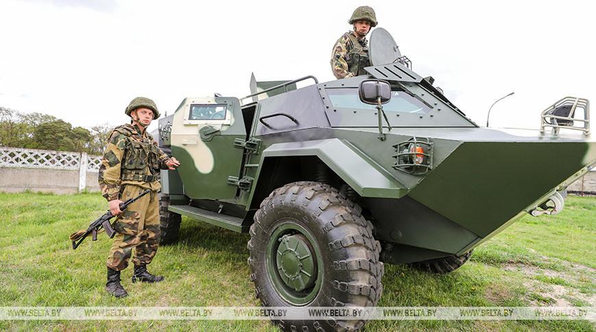38-я Брестская десантно-штурмовая бригада - лучшее соединение Вооруженных Сил по итогам 2019 года