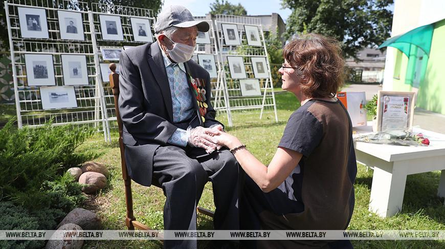 Фотограф-летописец белорусской деревни отмечает 100-летие