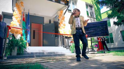 Обновленные ясли-сад открылись в Советском районе Минска ко Дню Независимости