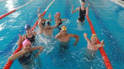 Новый бассейн открыли в микрорайоне Казимировка в Могилеве