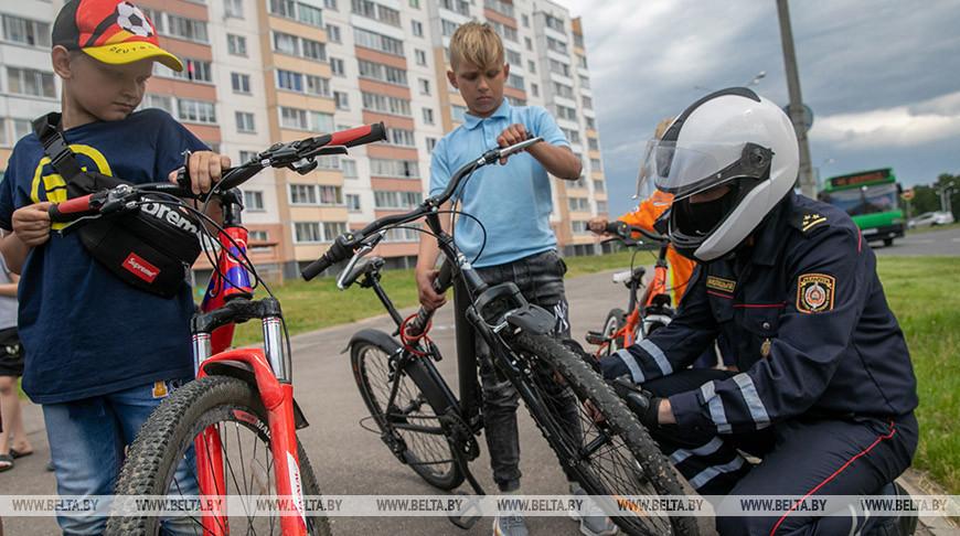 3 июля - день образования ГАИ Беларуси