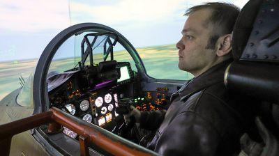 61-я истребительная авиабаза несет круглосуточное дежурство