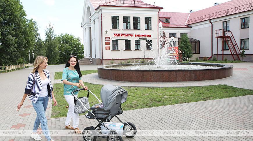Города Беларуси. Петриков
