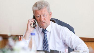 Маркевич провел телефонную линию в Кобрине
