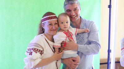 День белорусской вышиванки прошел в МИД