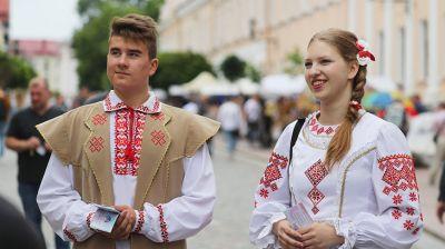 В Гродно празднуют День Независимости