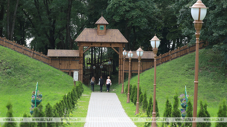 """В новый туристический маршрут """"Купальское кольцо"""" вошли достопримечательности Шклова, Александрии и их окрестностей"""
