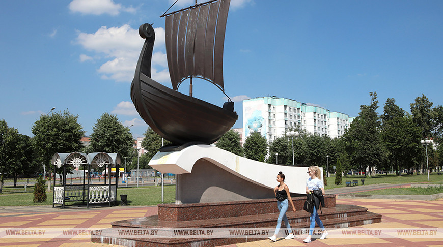 Города Беларуси. Жлобин