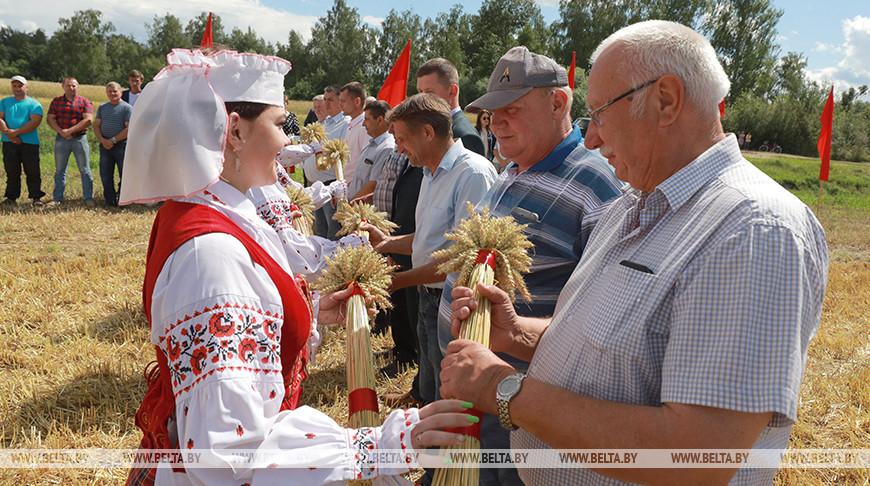 """В Кировском районе прошли """"Зажынкi"""""""