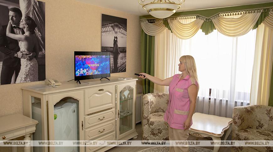 """Гостиница """"Лучеса"""" готовится к приему звезд """"Славянского базара"""""""