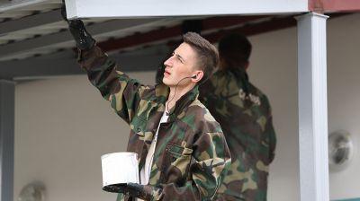 В Барановичах завершается строительство станции скорой помощи