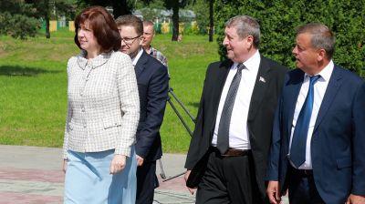 Заседание Совета по взаимодействию органов местного самоуправления прошло в Шкловском районе