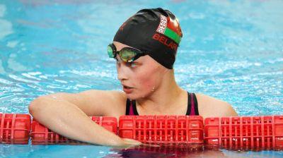 Открытый Кубок и первенство Беларуси по плаванию проходят в Бресте