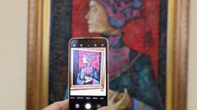 Выставка художника-реставратора Юрия Кегелева открылась в Витебске