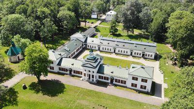 Музей-усадьба Огинского в Залесье