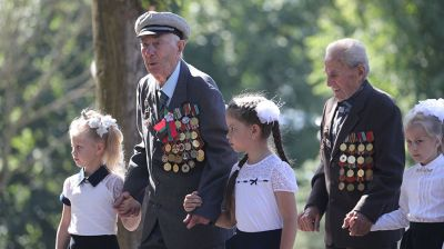 Гродно отмечает 76-ю годовщину освобождения города