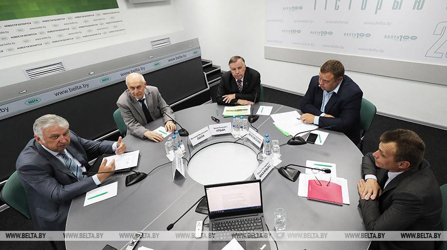 Научное обеспечение белорусского растениеводства обсудили на круглом столе в БЕЛТА