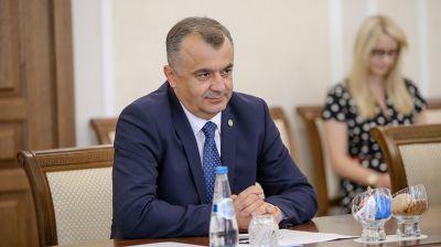 Головченко встретился с премьер-министром Молдовы