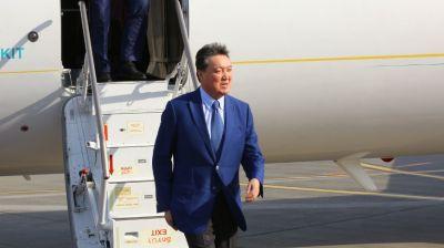 Премьер-министр Казахстана прибыл в Минск