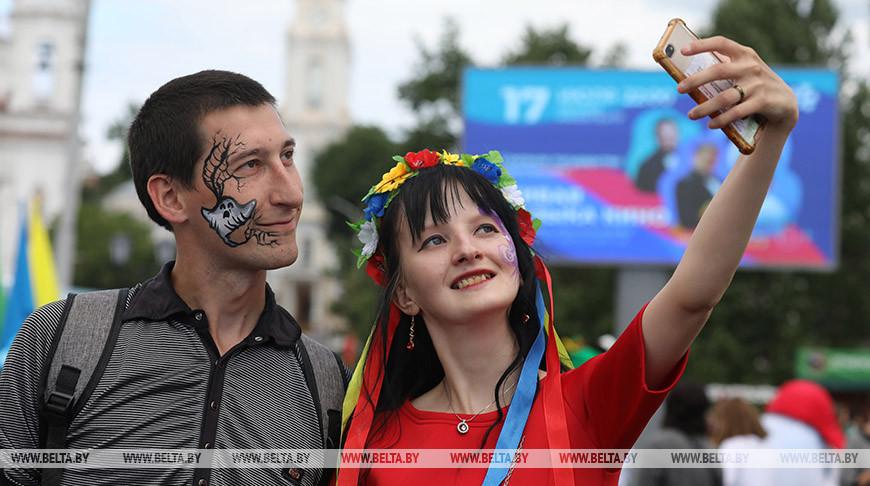 Фестивальный Витебск