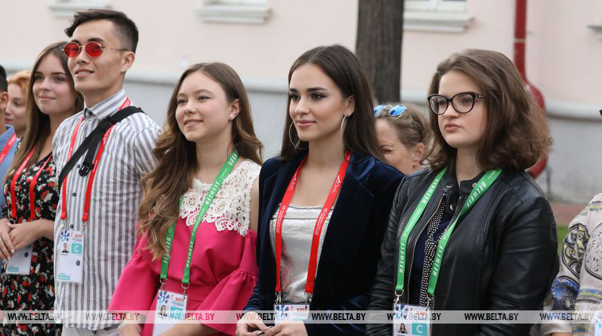 В фестивальном Витебске определили порядок выступлений участников конкурса эстрадной песни