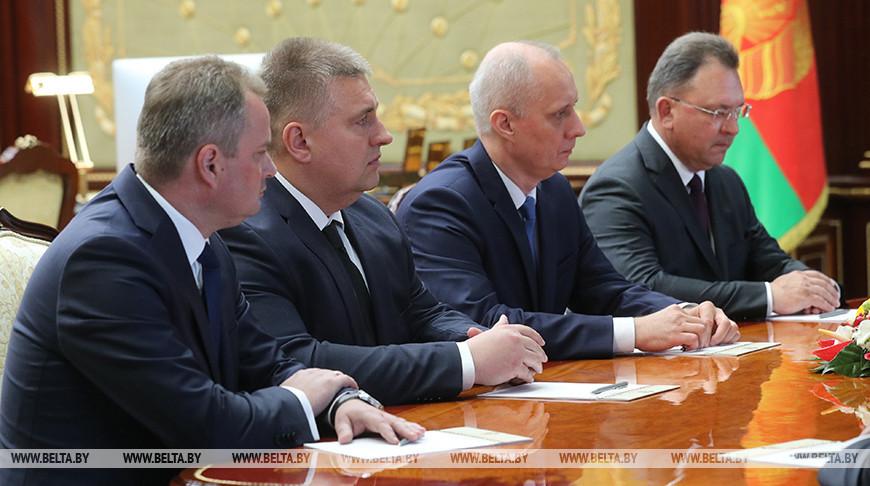 Лукашенко назначил послов в США, Нидерланды, Австрию, Великобританию и Казахстан