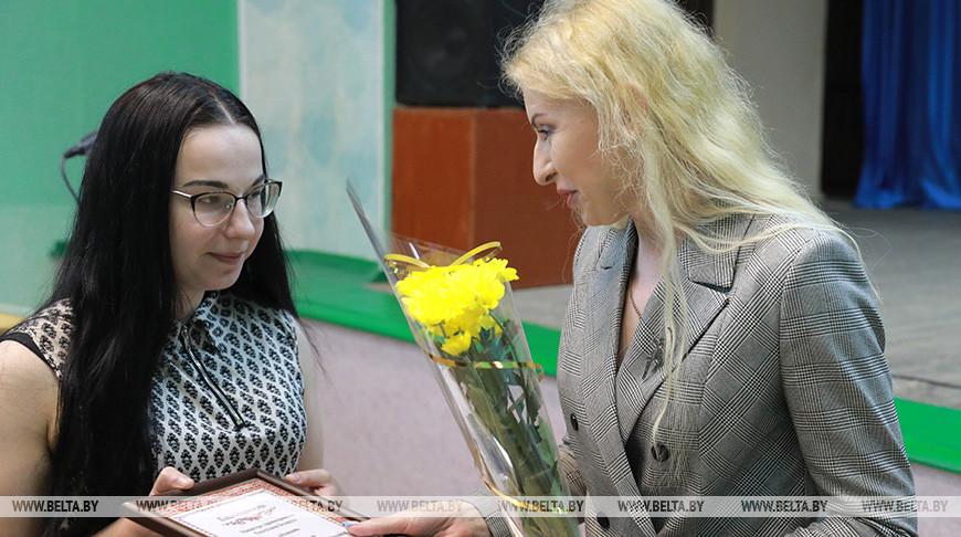 В Быховском районе наградили медработников