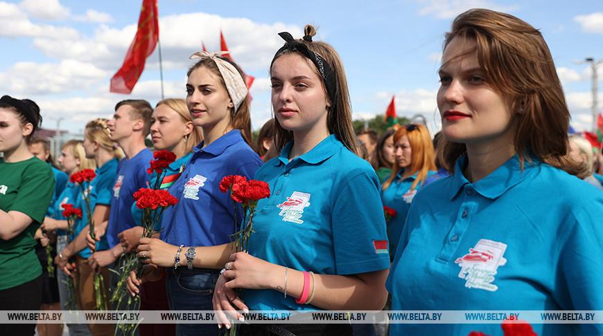 Карпенко: государству нужны знания, творческие способности и свежий взгляд молодежи