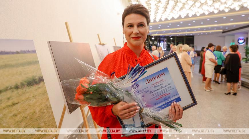 """Звания """"Женщина года - 2019"""" удостоены 38 белорусок"""