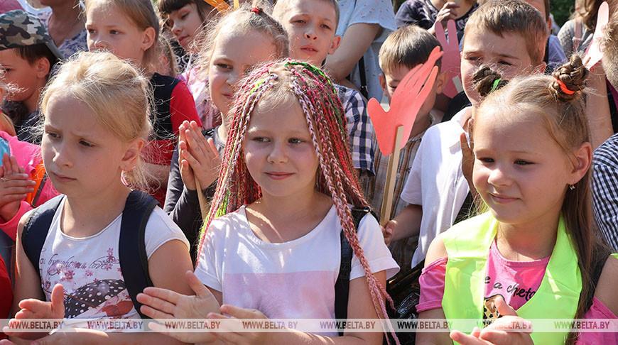 В Витебске после обновления открыли второй корпус Дворца детей и молодежи