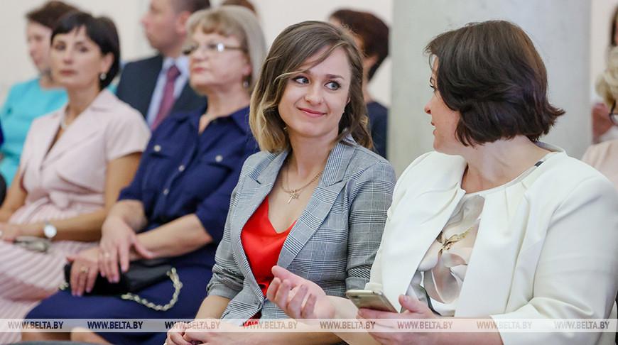 В Минске наградили медработников столичного региона