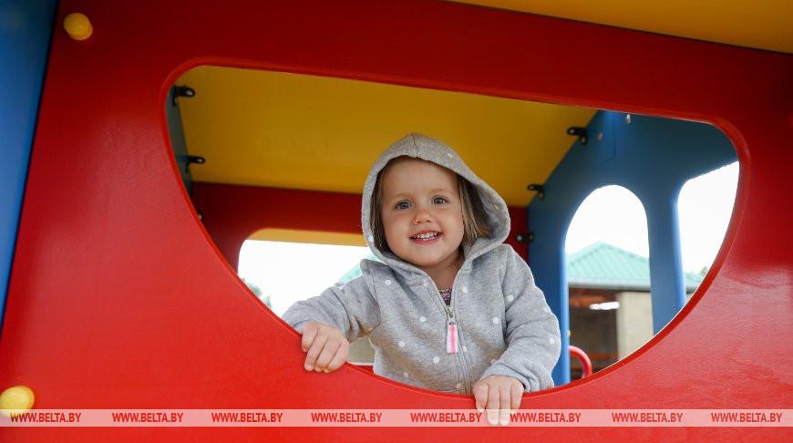 Новый детский сад на 230 мест открылся в Колодищах