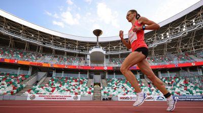Определены победители заключительного дня чемпионата Беларуси по легкой атлетике