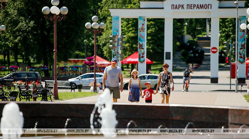 Города Беларуси. Молодечно