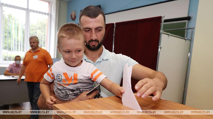 В Гродненской области проходит досрочное голосование
