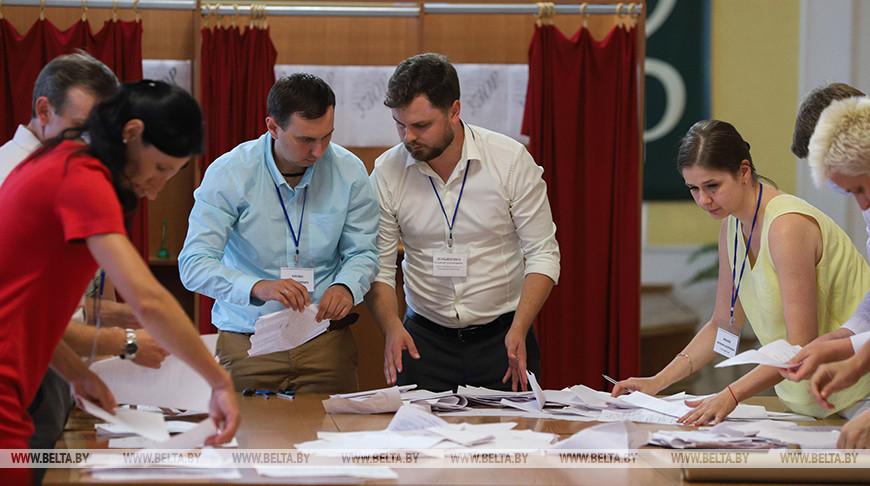 Подсчет голосов идет в Бресте