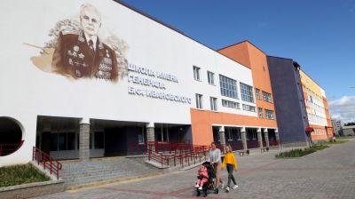 Новая средняя школа откроется 1 сентября в Витебске