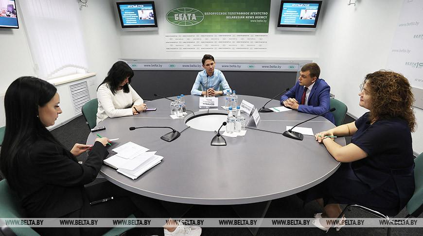 Круглый стол об электронном здравоохранении прошел в БЕЛТА