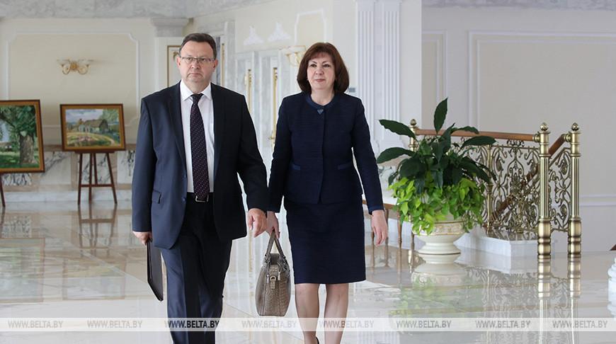 Дмитрий Пиневич будет исполнять обязанности министра здравоохранения Беларуси