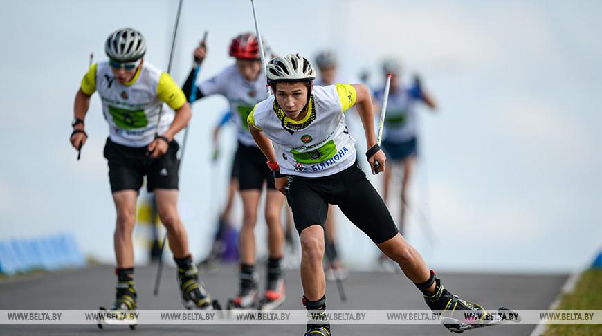 Второй этап Кубка Белорусской федерации биатлона прошел в Гомеле
