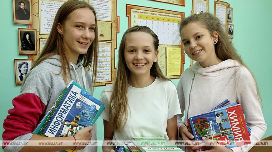 229 детей примет в новом учебном году Кировская СШ в Витебском районе