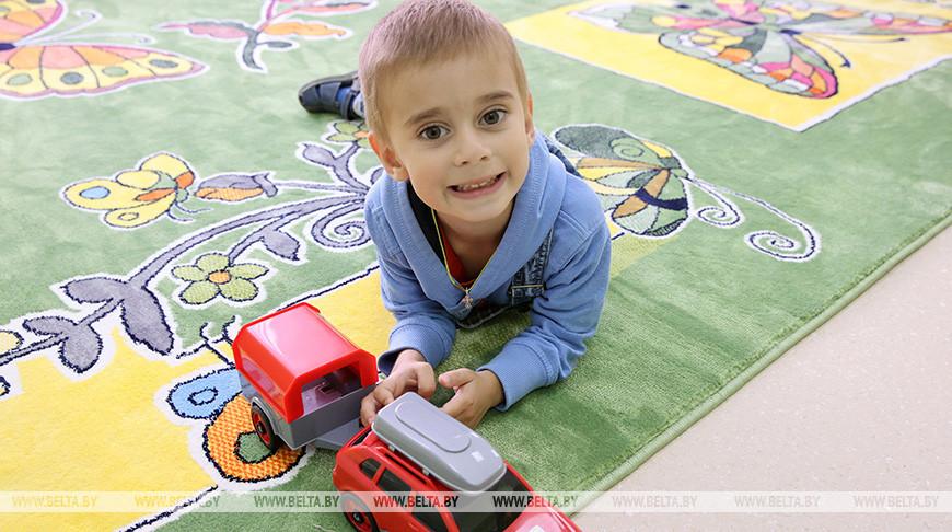 Обновленный детский сад открыт в Полоцке